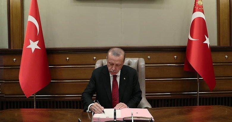 Cumhurbaşkanı Erdoğan'dan bağımlılıkla mücadele genelgesi