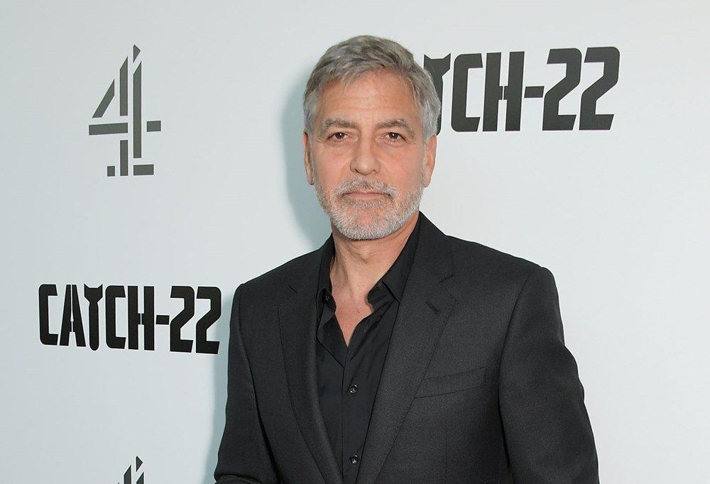 Tüm dünya ırkçılığa karşı ayakta! Bir açıklamada George Clooney'den geldi!