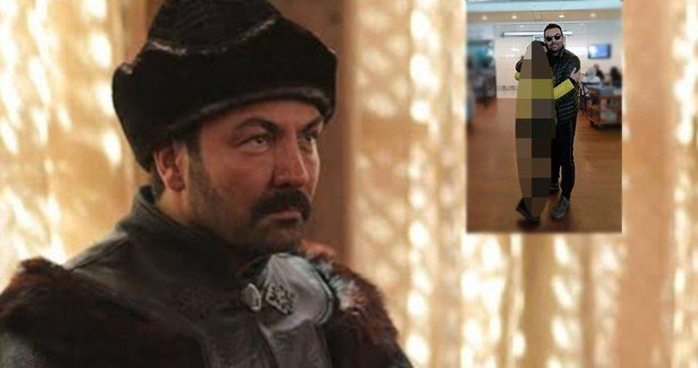 Kuruluş Osman'ın Alişar'ı Saruhan Hünel herkesi şok etti! Meğer kardeşi de ünlüymüş...