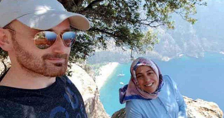 Eşi tarafından kayalıklardan atılan Semra'nın olay öncesi görüntüleri çıktı! Dikkat çeken detay