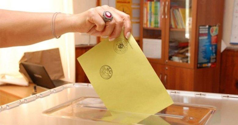 Nerede oy kullanacağım? YSK seçmen sorgulama