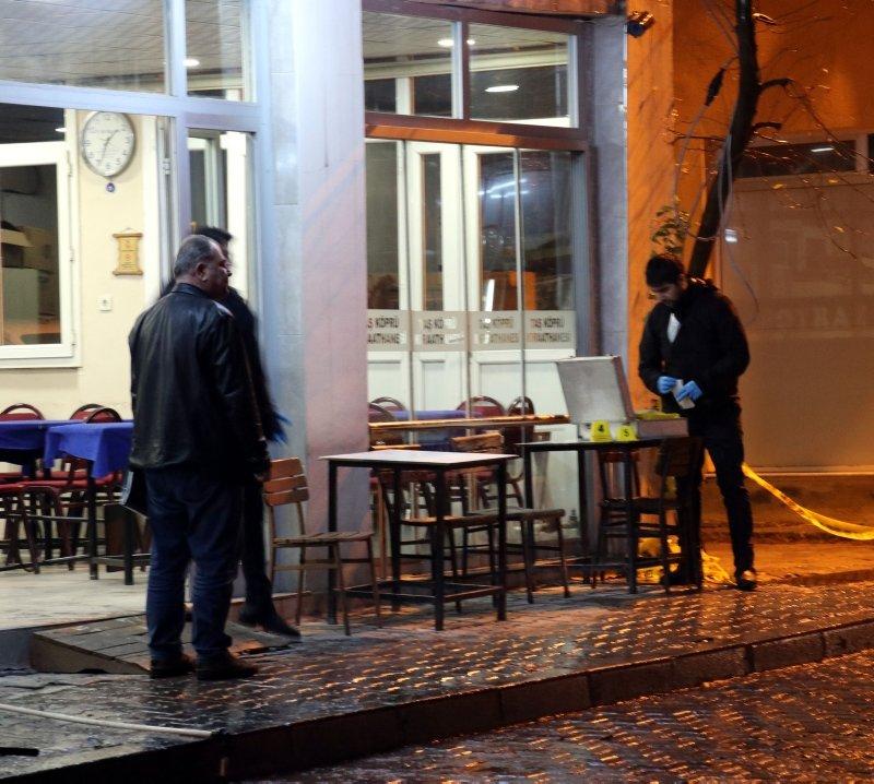 İzmir'de silahlı saldırı
