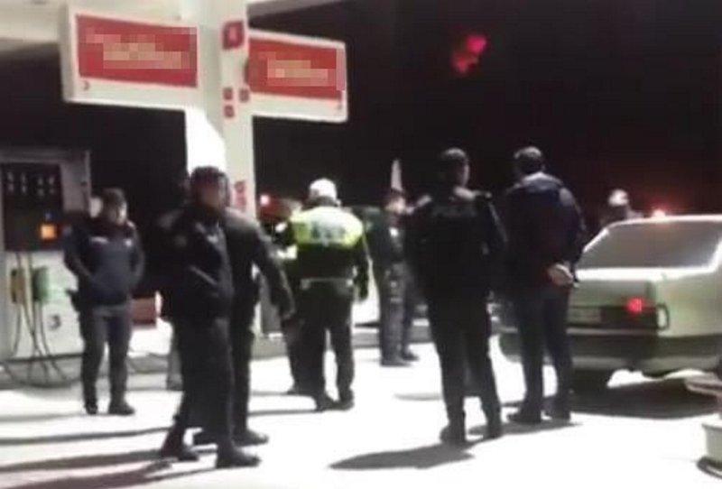Manisa'da otobüs sürücüsüne tabanca çekti büyük şok yaşadı
