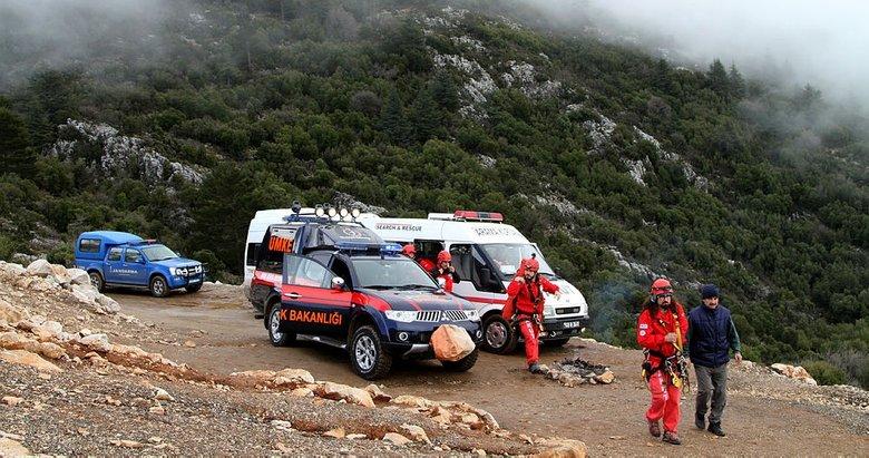 Yamaç paraşütü kazası: 2 yaralı