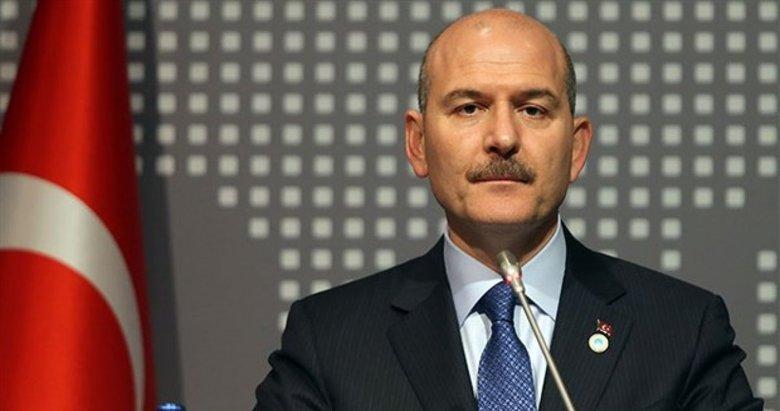 Son dakika: Bakan Süleyman Soylu'dan flaş açıklamalar! Türkiye'de koronavirüs salgınına karşı hangi tedbirler alındı?