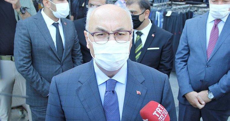 İzmir'de kamu kurumlarına Kovid-19 tedbirli farklı mesai uygulaması