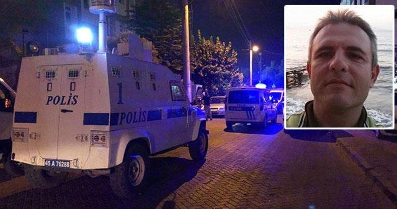 Kavgayı ayırmaya çalışan polis memuru bıçakla göğsünden yaralandı