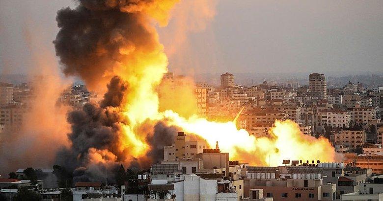 İşgalci İsrail'in masum çocukları, sivilleri katletmesine dünya sessiz kalıyor