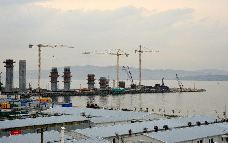 Çanakkale'de yükseliyor... Dünyanın en büyüğü olacak!