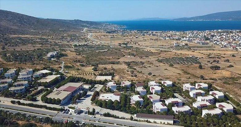 İzmir Teknoloji Üssü için yaklaşık 180 bin metrekarelik ek alan belirlendi