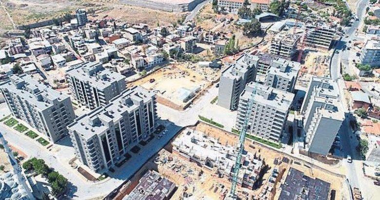 Örnekköy'ün kentsel dönüşümü hızlandı