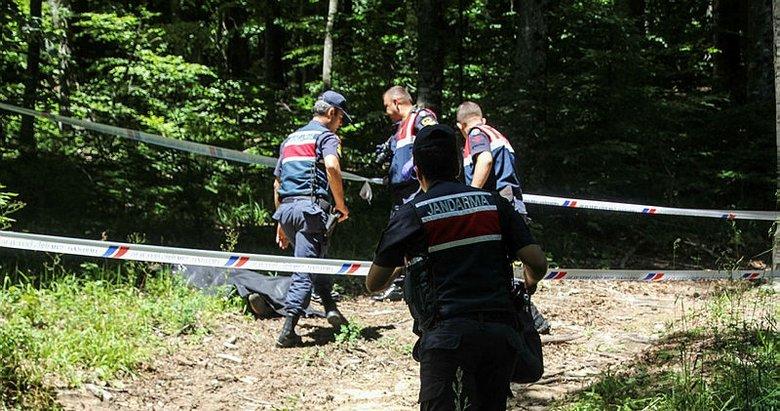 Kütahya'da şüpheli ölüm! Bir kişi ormanlık alanda ölü bulundu