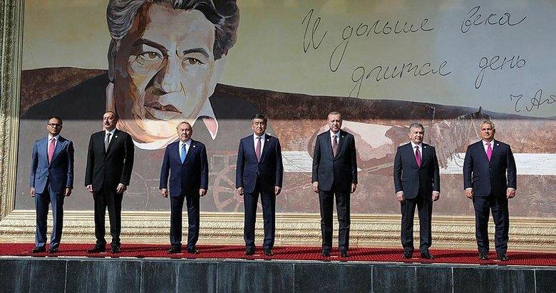 Başkan Erdoğandan devlet başkanları zirvesinde önemli mesajlar