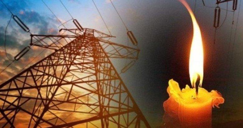 İzmir'de elektrik kesintisi! Elektrikler ne zaman gelecek?