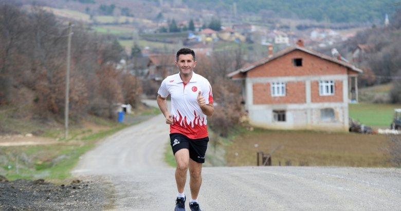 Kim Milyoner Olmak İster yarışmacısı Uşaklı koşucu Türkiye'yi gülümsetti