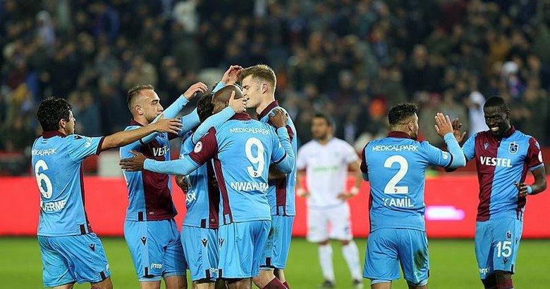 Trabzonspor 5-0 BB. Erzurumspor | MAÇ SONUCU