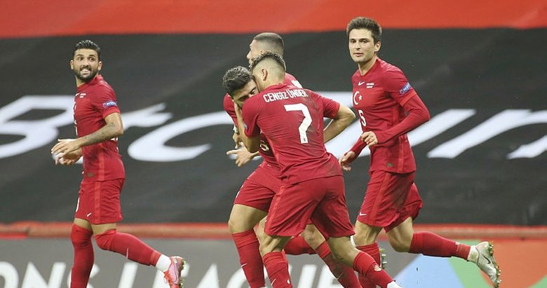 Türkiye 2 - 2 Sırbistan   Maç sonucu