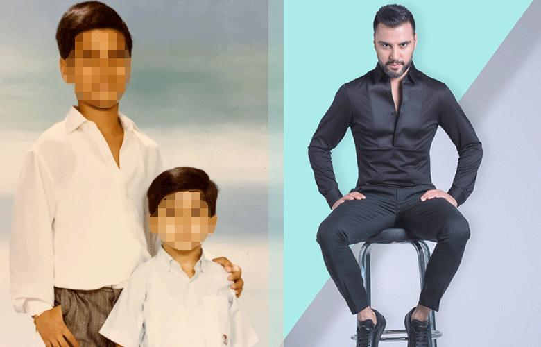 Alişan'ın çocukluk fotoğrafı sosyal medyayı salladı