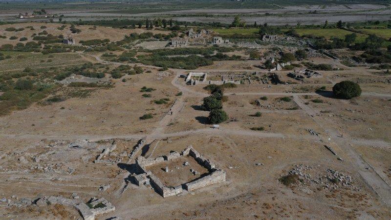 Tam 2400 yıllık! Didim'de bulundu