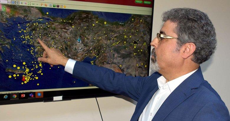İzmir'de depremler sürecek mi? Prof. Dr. Hasan Sözbilir uyardı