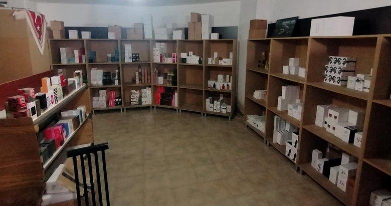 Muğla'da 5 milyon liralık kaçak parfüm ele geçirildi
