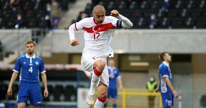 Türkiye Moldova 2-0 MAÇ SONUCU