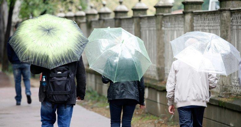 İzmir'de bugün yağmur var mı? Meteoroloji'den son dakika uyarısı! 21 Eylül Salı hava durumu...