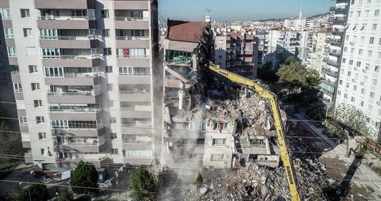 İzmir depreminde çöken Yılmaz Erbek Apartmanı'ndaki ölüm ve yaralanmalara ilişkin iddianame kabul edildi