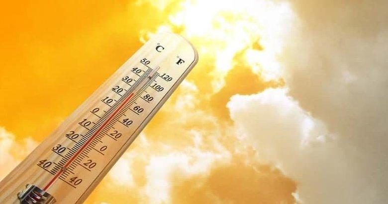Uşak'ta havalar mevsim normallerinin üzerine çıkıyor