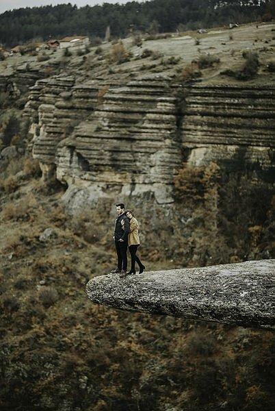 Safranbolu'daki 'taş teras' büyük ilgi görüyor.
