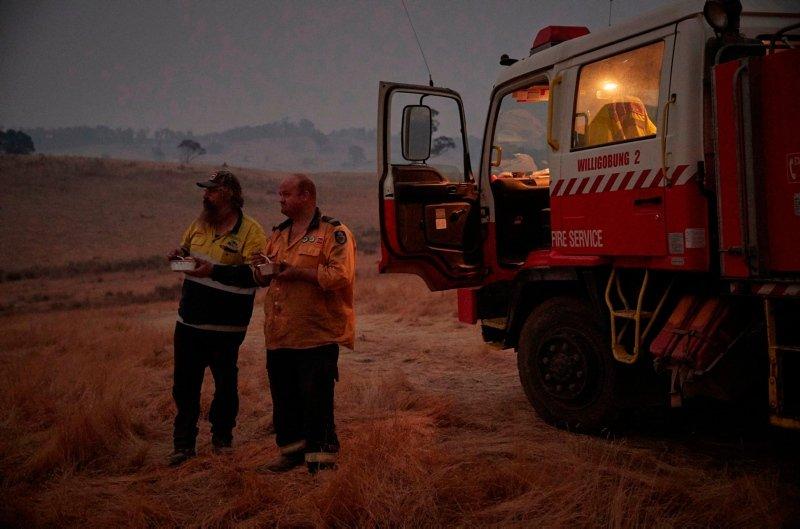 Avustralya'da felaketler bitmiyor! Ceviz büyüklüğünde dolu yağdı