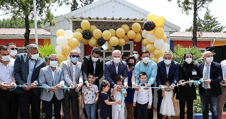 Menemen Belediyesi'nin ilk anaokulu açıldı! Hamza Dağ'dan 9 Eylül müjdesi