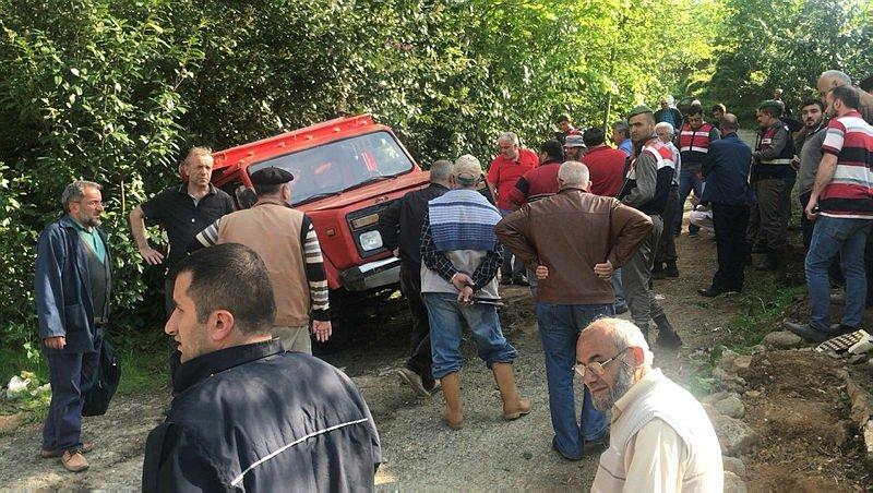 Rize'de piknik dönüşü kaza: 25 yaralı