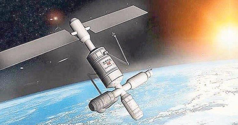 Türkiye arka arkaya üç uydu atacak