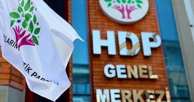 Son dakika: HDP'ye kapatma davasında flaş gelişme!