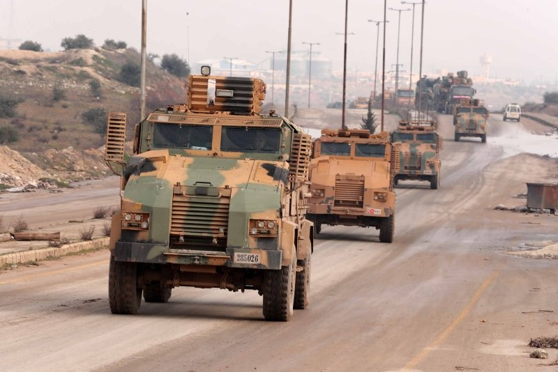 TSK'dan İdlib'e yoğun sevkiyat