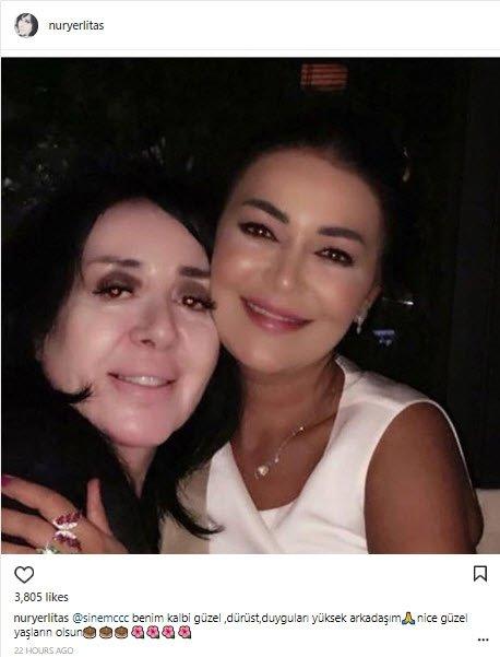 Ünlü isimlerin Instagram paylaşımları (24.05.2018)
