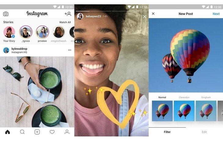 Instagram'da kota dostu yenilik: Instagram Lite