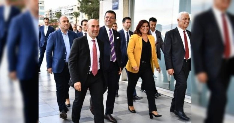 CHP'nin FETÖ kumpası tutmadı! İmamoğlu ve  Çerçioğlu'nun şikayetine takipsizlik