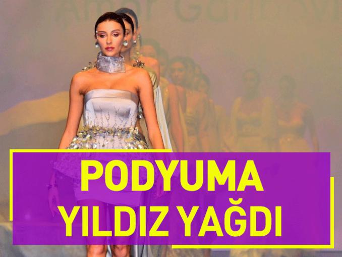 IF Wedding Fashion İzmir podyumu büyüledi