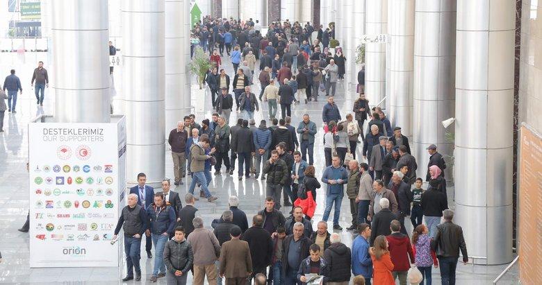 İzmir'deki Uluslararası Tarım ve Hayvancılık Fuarı için AGROEXPO geri sayım başladı