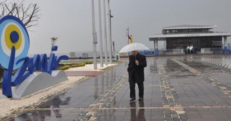 Meteoroloji'den Ege'ye sağanak yağış uyarısı! 10 Haziran Perşembe hava durumu...