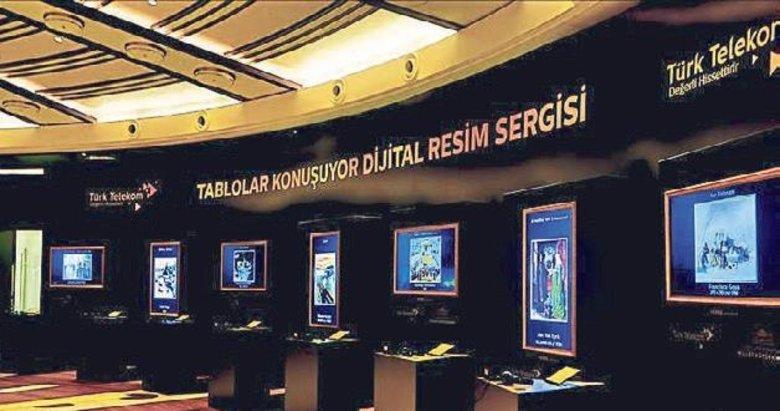Türk Telekom görme engellilerin yanında