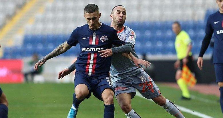 Medipol Başakşehir 2-0 Hekimoğlu Trabzon   MAÇ SONUCU