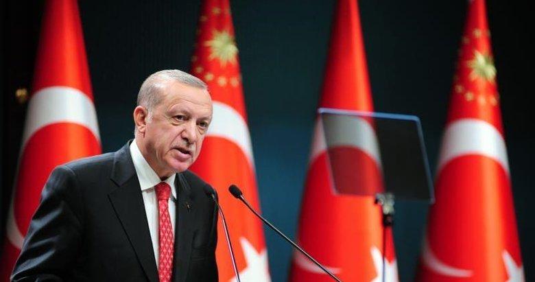Başkan Erdoğan'dan 'Lozan' mesajı