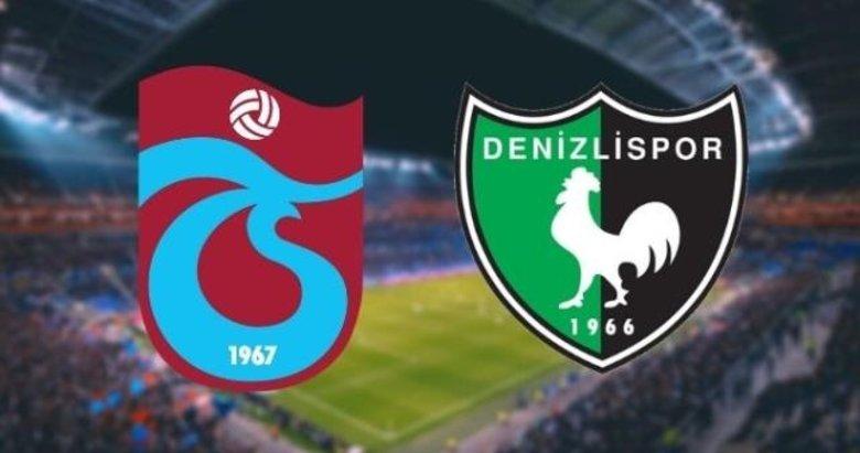 Trabzonspor 1 - Denizlispor 0 MAÇ SONUCU
