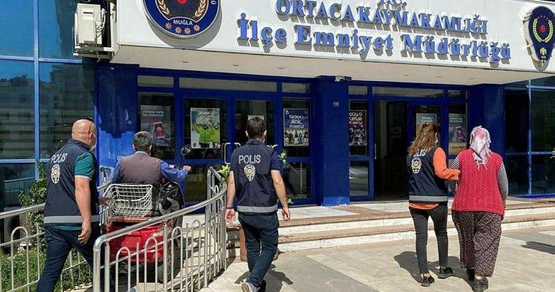 Denizli'de 10 yıl önce işlenen cinayetin zanlısı çift, yakalandı