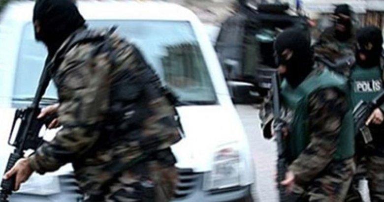 İzmirde eylem hazırlığındaki PKKlılar yakalandı