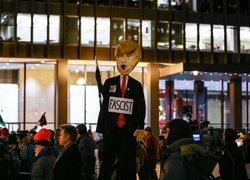 ABDde Trumpa Kudüs tepkisi