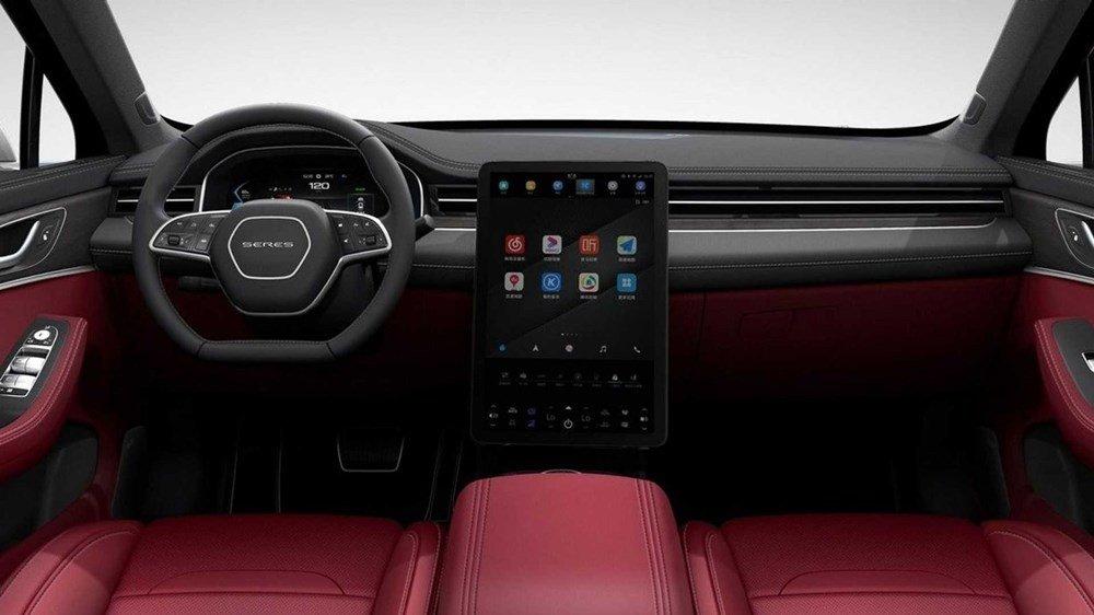 Huawei otomobil dünyasına adım attı: İşte Seres SF5